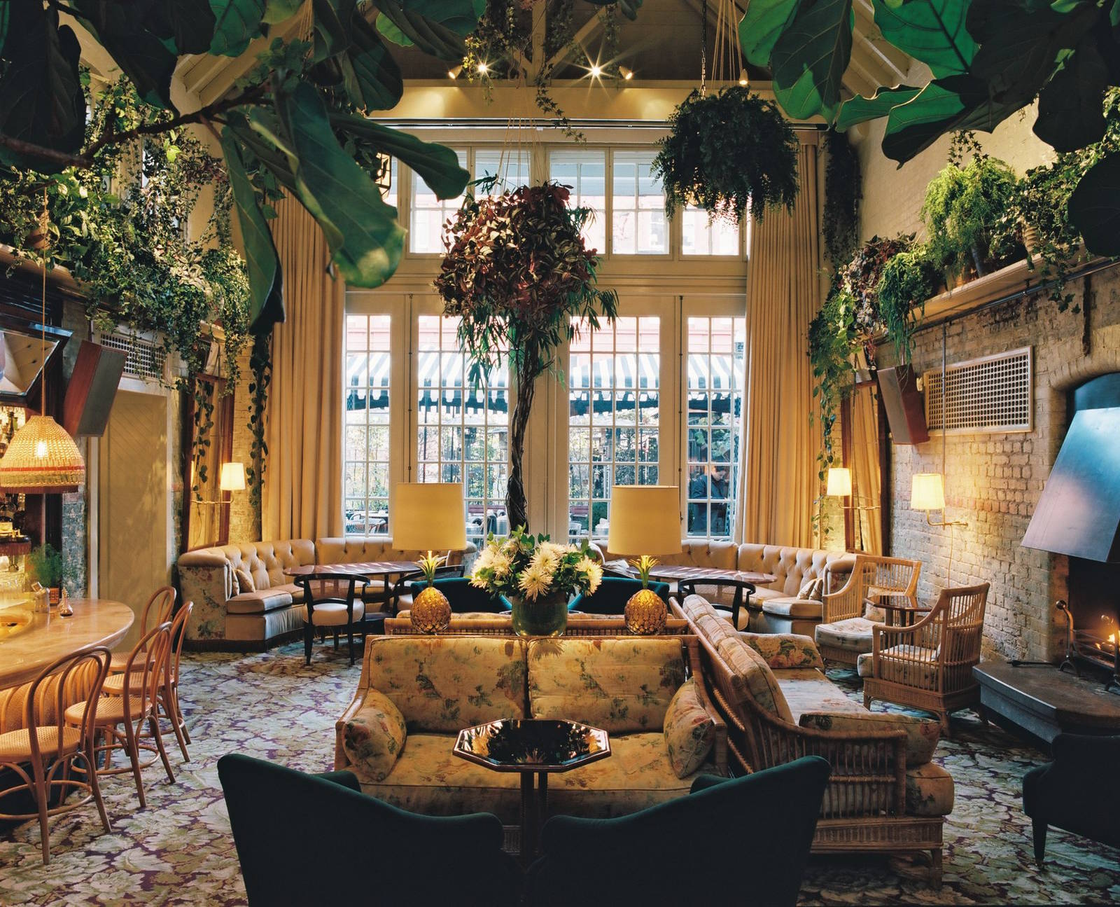 London Luxury Hotels Overview Chiltern Firehouse