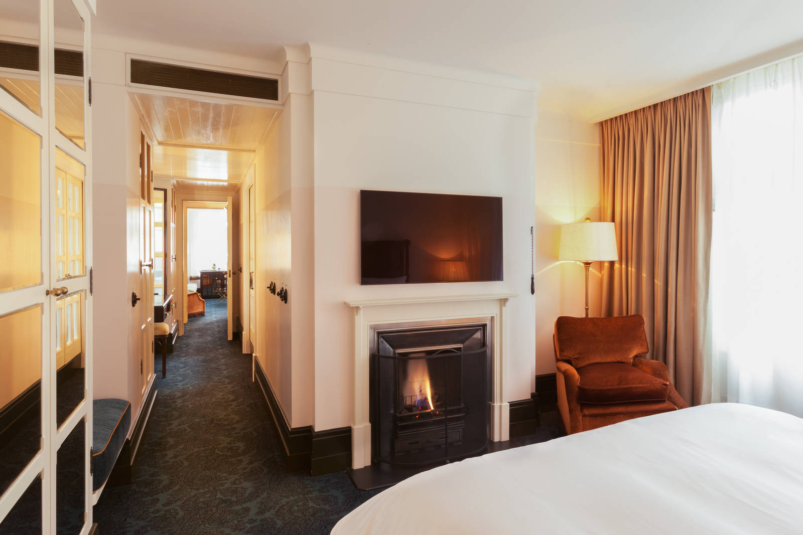 luxury london accommodation the firehouse suite chiltern